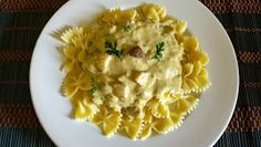 Paste cu sos de hribi Paste, Risotto, Macaroni And Cheese, Food And Drink, Ethnic Recipes, Mac And Cheese