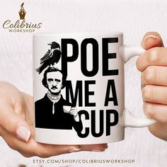 #Poe Me a Cup #coffe