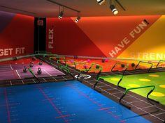 New Fitness Gym Design Modern Luxury Ideas Crossfit Academia, Piscina Spa, Gym Center, Dream Gym, Gym Lighting, Gym Interior, Kids Gym, Home Gym Design, Gym Decor