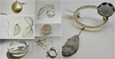 New selections of jewellery at the Guild Shop, pieces by Annie Tung, Theresa Duong, Jo Anne Critchely Browne and Patrycja Zwierzynska. http://www.theguildshop.ca/