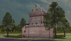 Impressie kasteel Middelburg Alkmaar