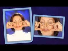 Gymnastics - fitness face: cheeks. - YouTube