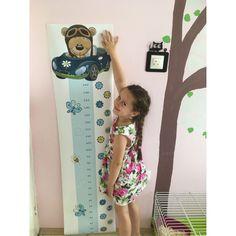 Kék autós magasságmérő falmatrica, öntapadós fiú gyerek falmatrica Toddler Bed, Home Decor, Child Bed, Decoration Home, Room Decor, Home Interior Design, Home Decoration, Interior Design