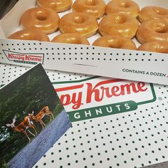 Krispy Kreme on a crisp fall day? Absolutely! Our residents and their families spoil us sometimes! We're open for tours so come find out why Gilmore Gardens Retirement Residence in Richmond is the place to be! 😄 #vervecares #donuts #thankyou #community New Tricks, Retirement, Crisp, Healthy Lifestyle, Healthy Life