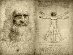 Leonardo Da Vinci   Artes - Leonardo da Vinci ~ E. B. Nossa Senhora de Fátima