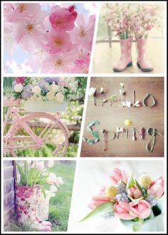 Hello Spring. Goodbye Winter.