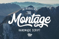 The May Bundle (Over 70 Fonts) by TheHungryJPEG | TheHungryJPEG.com