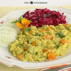 dietni-indicke-rizoto Guacamole, Mexican, Vegan, Baking, Health, Ethnic Recipes, Indie, Food, Recipes