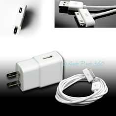 50X 3FT USB 30PIN WHITE CABLE DATA CHARGER FOR GALAXY TAB 7.0 PLUS 8.9 10.1