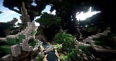 Elven Map Pack Minecraft Building Inc Elven Minecraft building Map