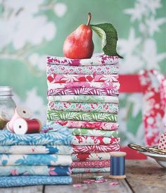 USA In Stock TILDA Fat Quarter Bundle 20fq's The