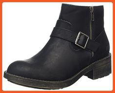Rocket Dog Women's Thyme Graham Ankle Boots US8 Black - Boots for women (*Amazon Partner-Link)