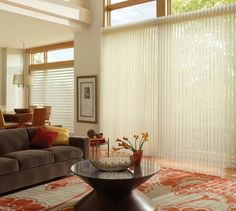 Hunter Douglas Eclectic Window Treatments and Draperies #Hunter_Douglas #Eclectic #Window_Treatments #Draperies #Interior_Design