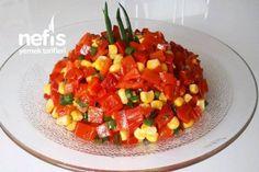 Köz Biber Salatası #közbibersalatası #salatatarifleri #nefisyemektarifleri #yemektarifleri #tarifsunum #lezzetlitarifler #lezzet #sunum #sunumönemlidir #tarif #yemek #food #yummy