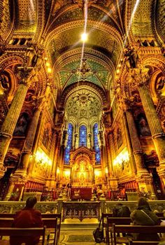 Notre Dame Cathedral, Paris - I attended mass in this gorgeous cathedral. I hope to someday attend Christmas mass at Notre Dame de Paris Places Around The World, Oh The Places You'll Go, Places To Travel, Places Ive Been, Places To Visit, Around The Worlds, Travel Destinations, Paris France, Lyon France