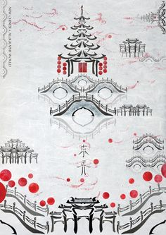 new Chinese calligraphy world - Chinese Typography Chinese Typography, Chinese Calligraphy, Calligraphy Art, Graphic Design Posters, Graphic Design Illustration, Graphic Design Inspiration, New Chinese, Chinese Culture, Chinese Style