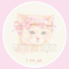 Una manera de decir que te quiero - imagen - Ritratto di gatto