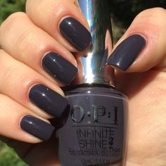 OPI: Suzi & The Arctic Fox #OPI #OPIIcelandCollection #OPISuziAndTheArcticFox #NailPolishAddict #NailPolishCollection