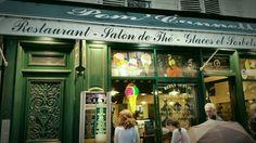 Ice cream in Paris