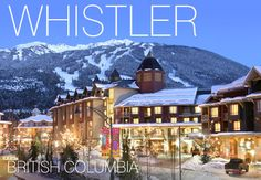 Whistler, British Columbia.... Place I saw an Australian labradoodle for the 1st time! Hence the name whistler!