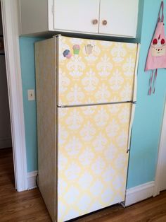 53 Best Wallpaper My Fridge Images Fridge Makeover Paint