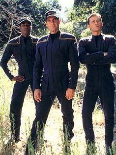 Star Trek: Enterprise Episode Guide - Season 1