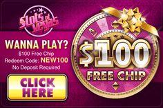 Slots of Vegas casino 100 Free chip no deposit bonus) Play Slots Online, Play Free Slots, Online Casino Slots, Online Casino Bonus, Play Online, Doubledown Casino, Live Casino, Games To Play Now, Fun Games