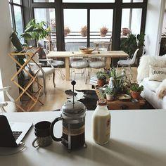 My home office setup #iworkweekends