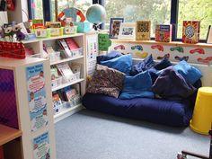 Biblioteca escolar| Aula| Proyecto escolar| Niños