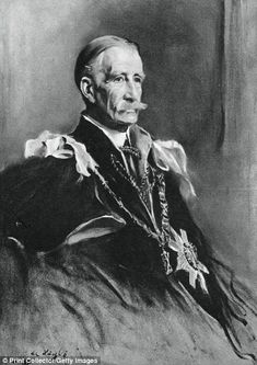 Claude Bowes Lyon, Earl of Strathmore, father of the Queen Elizabeth, the Queen Mother.
