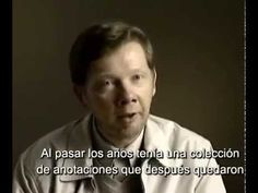 Eckhart Tolle gets personal-  dont miss!!!