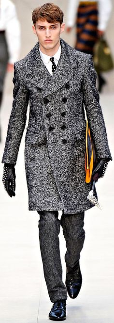 #Burberry #menswear ... especially love the gloves!