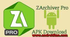 Download ZArchiver Pro Apk v.0.8.3 Free Terbaru 2017