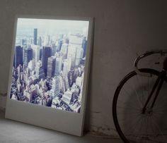 Turns you photographs into giant illuminated polaroids with Polaboy!!!  Awesomeness!!!