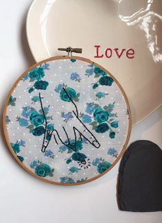Self Love Embroidery Hoop.Home Decor.Office Decor.Treat Yo Self.Self Care.Love Yourself.Mental Health.Inappropriate Gifts.Feminist Art.