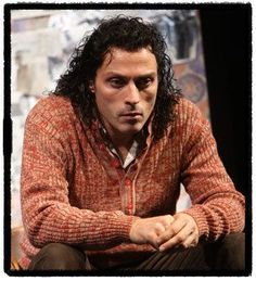 RUFUS WITH LONG HAIR, BEAUTIFUL, LIKE EVER. - rufus-sewell Photo
