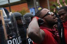 One Tweet Shows the Hypocrisy of the Media's Reaction to Riots in Baltimore