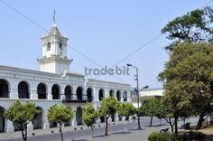 Cabildo former seat of the colonial government in Salta Argentina South America