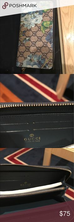 BEAUTIFUL GUCCI WALLET Spacious and classy! Gucci Bags Wallets