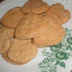 Biscuits pour chiens antipuces