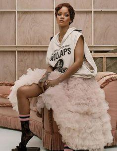 'instant mode : les chaussettes de Rihanna pour Stance