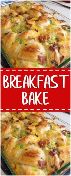 Breakfast Bake #breakfast #bake #foodlover #homecooking #cooking #cookingtips