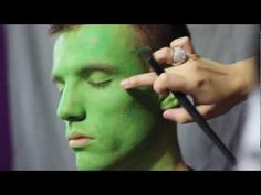 Makeup Tutorial: Inspired by The Incredible Hulk! - YouTube