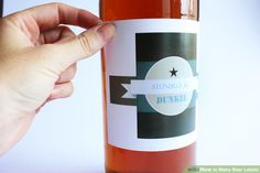 How to Make Beer Labels: 7 Steps (with Pictures) - wikiHow