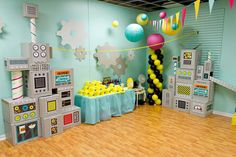 Candy Factory out of boxes!!!!