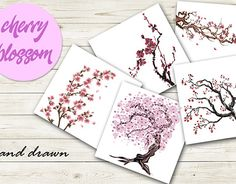 """Check out new work on my @Behance portfolio: """"Sakura japan cherry branch with blooming flowers"""" http://be.net/gallery/54944761/Sakura-japan-cherry-branch-with-blooming-flowers"""