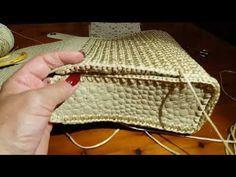 Sensational Benefiting From Beginners Crochet Ideas. Awesome Benefiting From Beginners Crochet Ideas. Crochet Stitches, Knit Crochet, Crochet Patterns, Crochet Handbags, Crochet Purses, Crochet Blocks, Macrame Bag, Crochet Videos, Crochet For Beginners