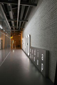Office Interior Design by Za Bor Architects #Modern #Design #Office