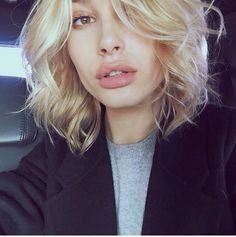 Serious hair goals