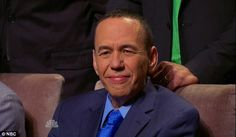Time to go: Gilbert Gottfried tried to defend himself but was fired by Trump